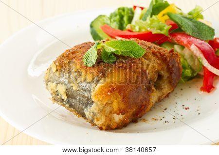 Fisch-Fried