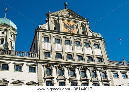 Augsburg Townhall (Rathaus)