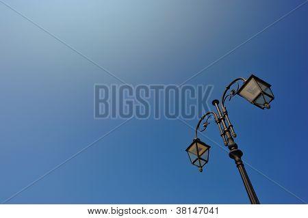 Street Light In The Sky