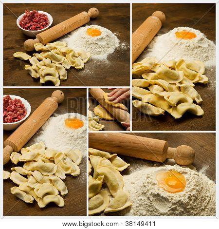 Ravioli Homemade
