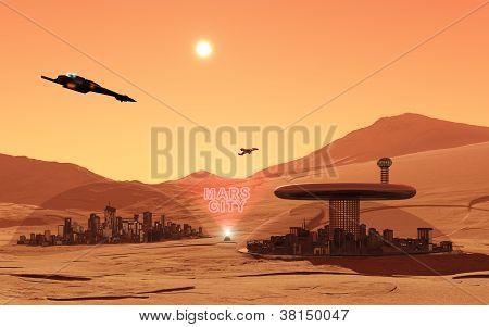 Mars City