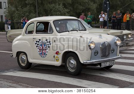 Austin A30 From 1956