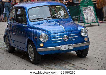 Fiat 600 D Roma de 1961