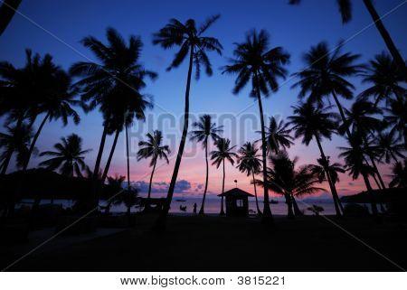 Sunrise At Mu Ko Angthong Island