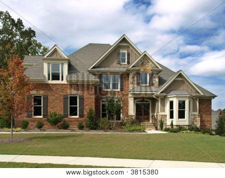 Idyllic Luxury Model Home