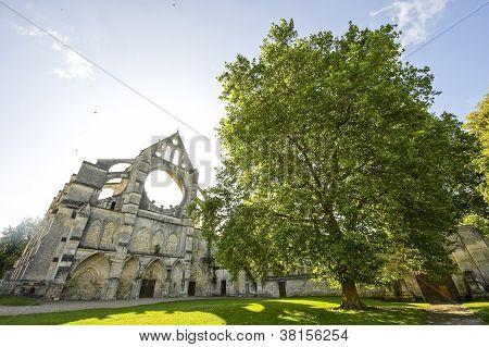 Abbey Of Longpont (picardie)