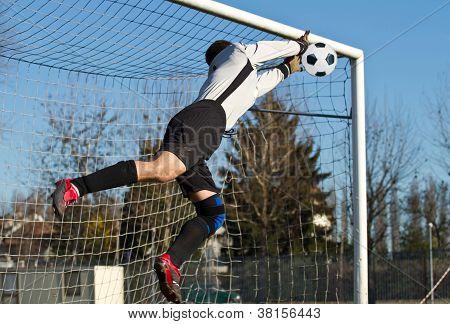 Soccer Football Goalkeeper