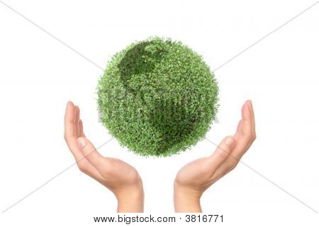 Saving Green Planet