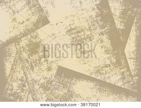 Grunge Overlapping Paper Background