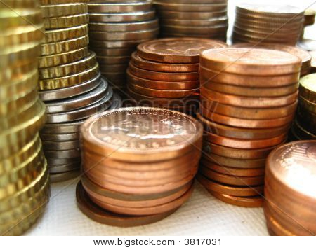 Coins In Stacks
