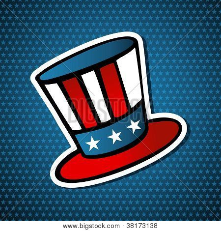 Usa Elections American Hat