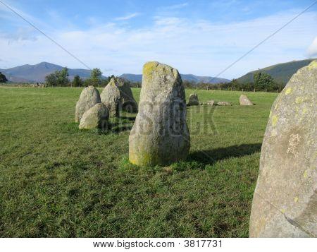 Castlerigg Stone Circle, Lake District