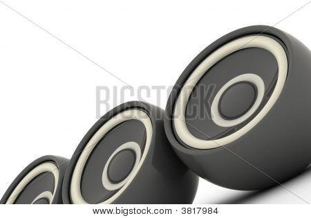 Speakerx3