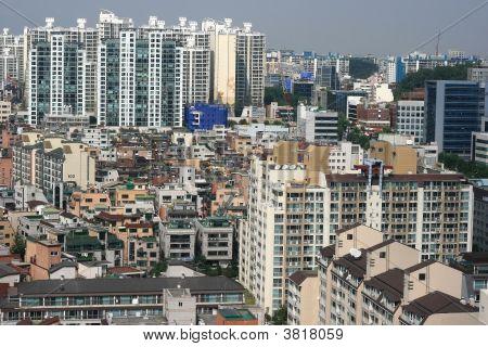 Gangnam District In Korea