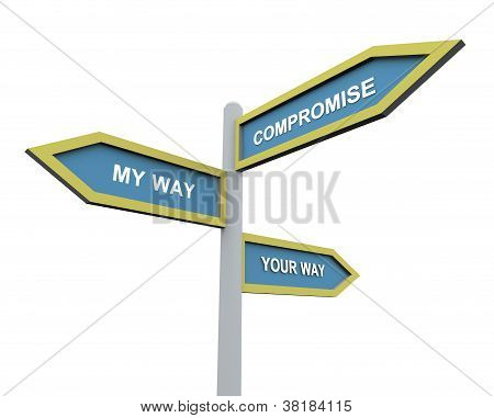 Different Way Or Compromise