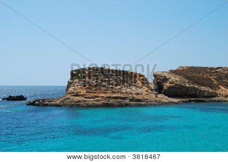 Blue Lagoon In Cominomalta