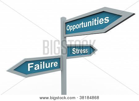 Failure And Opportunity