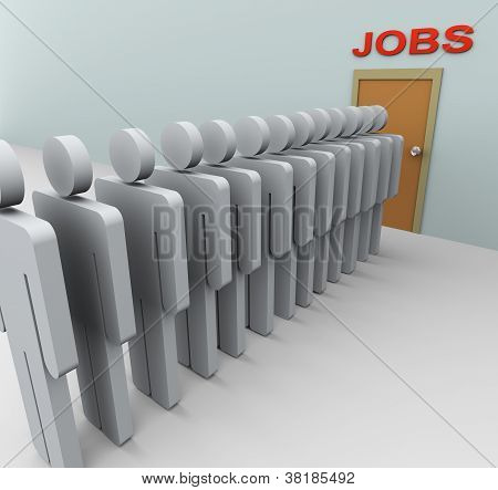 3D Men Job Search