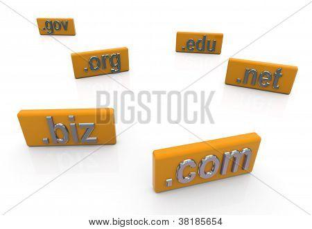 3D Domain Extension