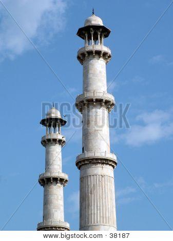 Minarets India