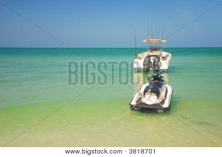 Boat Jetski