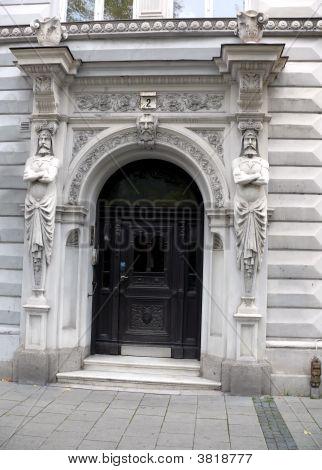 Beautiful Entrance