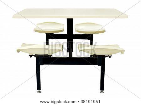Canteen Table Set