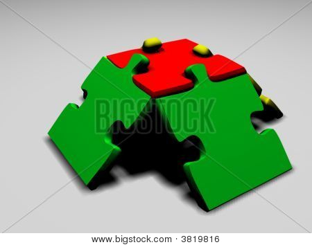 Jigsaw Shape