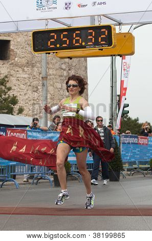 "7Th International ""alexander The Great"" Marathon"