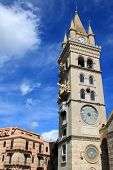 picture of messina  - This is photo of cathedral of Messina - JPG