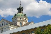 stock photo of carmelite  - Monastery  - JPG