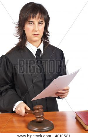 Reading The Verdict