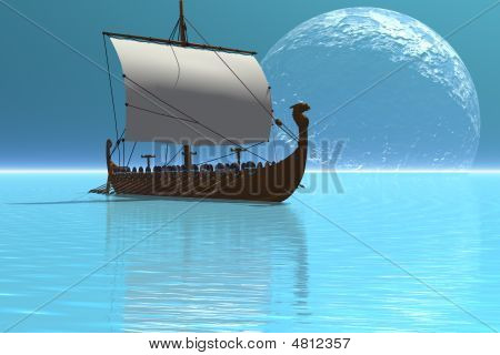 Viking Ship 2
