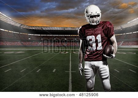 Football Player