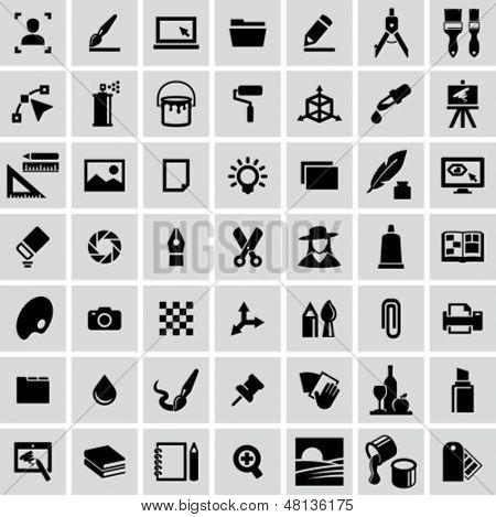 平面设计中的194种创意拓展方法图片