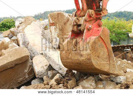 Concrete Pile
