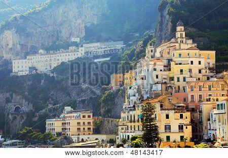 Amalfi Resort, Mediteranean Sea, Italy, Europe