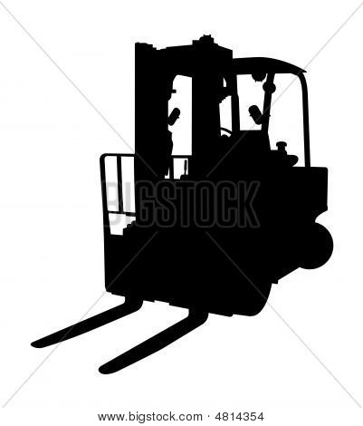 Isolated Fork Lifter