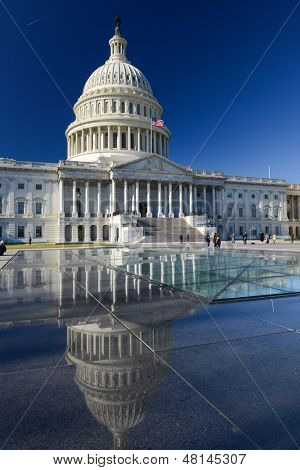 Capitol Building, Washington DC United States