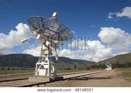 Dish Array, Dominion Radio Astrophysical Observatory