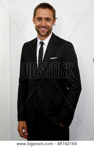 NEW YORK-JUNE 25: Executive producer Reid Carolin attends the premiere of