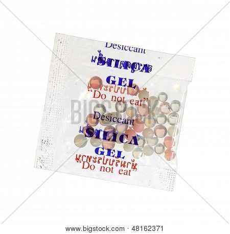 Silica Gel In Bag