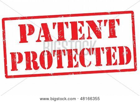 Patent Protected Stamp