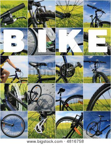Bike Collage