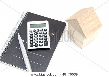 House Of Blocks, A Calculator.