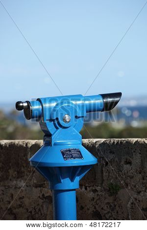 Tourist Viewing Telescope