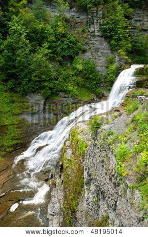 Lucifer Falls Robert H. Treman State Park