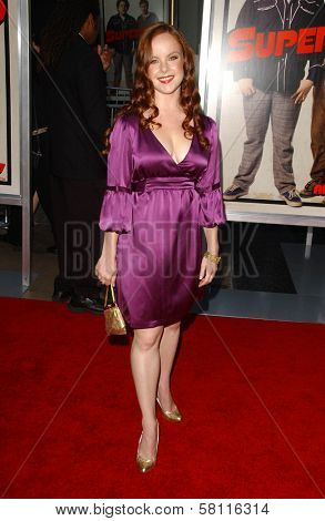 Aviva Farber at the Los Angeles Premiere of