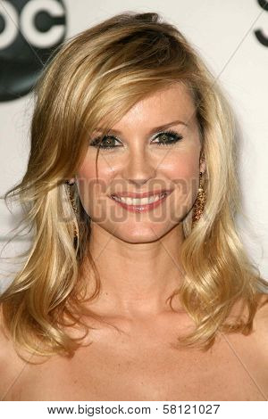 Bonnie Somerville at the 2007 ABC All Star Party. Beverly Hilton Hotel, Beverly Hills, CA. 07-26-07
