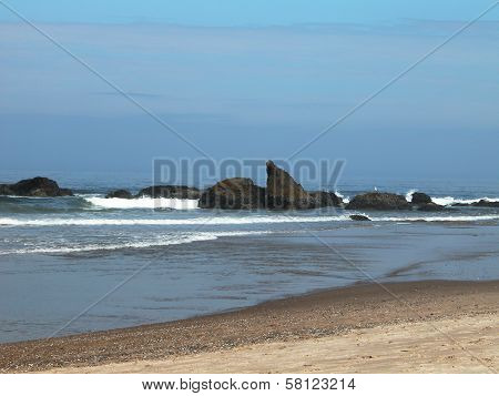 Rocky Oregon Coast